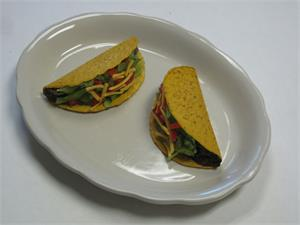 Fake tacos for display, Replica Tacos For Fake Taco Display On Sale!