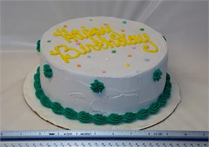 Fake birthday cake for display On Sale!
