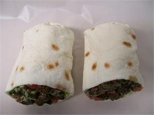 Fake burrito for display, Fake Foods Manufacturer with replica burritos On Sale.