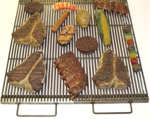 Replica meats for fake barbecue meat display, Fake Foods and More with replica bbq meat for plastic steak display.