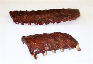 Replica pork ribs for fake grilled rib meat display,Fake Pork Ribs For Barbecue Display In Stock